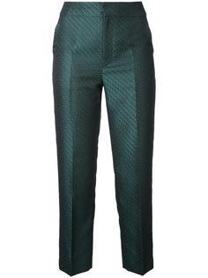 брюки с завышенной талией Le Ciel Bleu