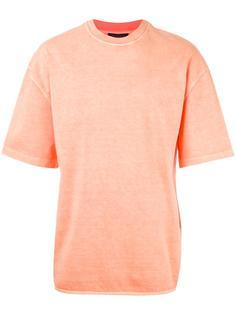 свободная футболка Yeezy