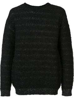 float knit jumper John Elliott