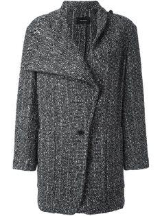 пальто с отворотной горловиной 'Hondo' Isabel Marant