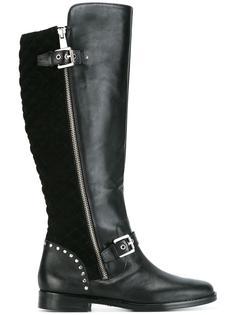 высокие сапоги Lauren Ralph Lauren