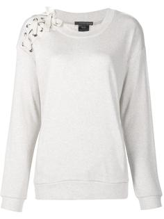 'Hey Day' sweatshirt Thomas Wylde