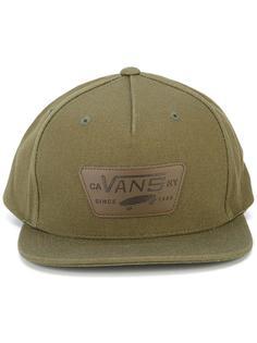 кепка с нашивкой-логотипом Vans
