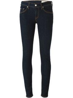 джинсы кроя скинни   Rag & Bone