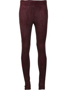 leather skinny trousers Urban Zen