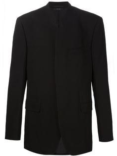 пиджак без лацканов Issey Miyake Men