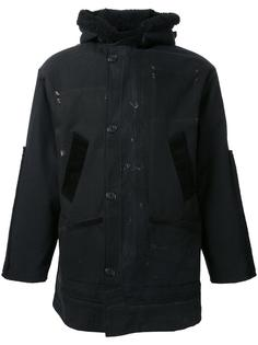 куртка-дафлкот Longjourney
