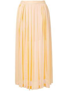 плиссированная юбка Kitx