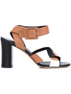 criss cross sandals  Derek Lam