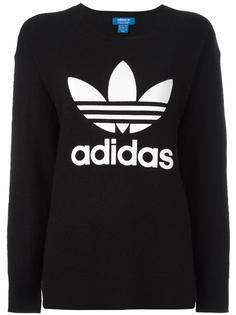 свитер с логотипом Adidas Originals