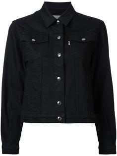 классическая джинсовая куртка Maison Kitsuné