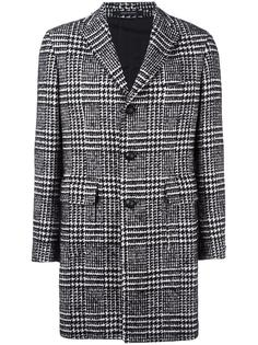 пальто в клетку 'Prince of Wales' Tagliatore