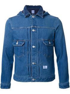 джинсовая куртка с капюшоном Bedwin & The Heartbreakers