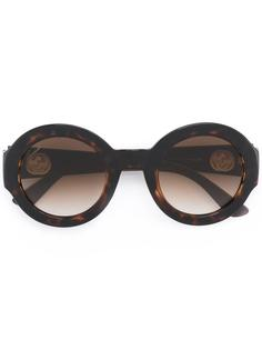 солнцезащитные очки в круглой оправе Gucci Eyewear