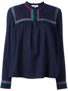 блузка с длинными рукавами без воротника Vanessa Bruno Athé