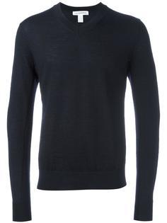 джемпер с V-образным вырезом Comme Des Garçons Shirt
