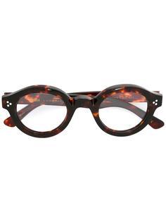 очки 'Corbs' в черепаховой оправе Lesca
