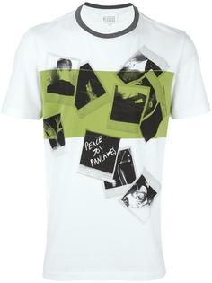 футболка с принтом 'polaroid' Maison Margiela