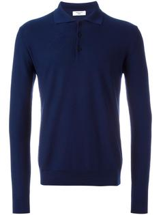 longsleeved polo shirt Fashion Clinic