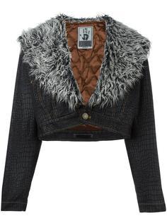укороченная куртка Jean Paul Gaultier Vintage