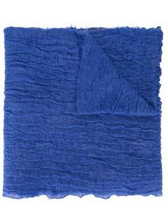 шарф с мятым эффектом Faliero Sarti