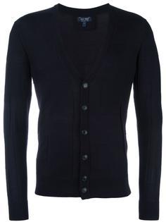 кардиган с V-образным вырезом Armani Jeans