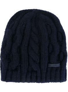 трикотажная шапка-бини Woolrich
