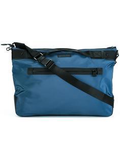 сумка на плечо со съемной лямкой Emporio Armani