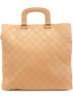 квадратная сумка-тоут Chanel Vintage