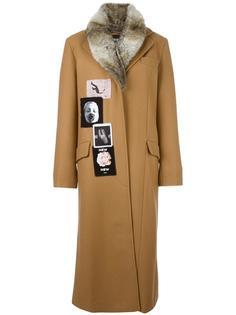 длинное пальто 'Drew' Misbhv