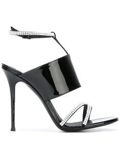 crystal embellished sandals Giuseppe Zanotti Design