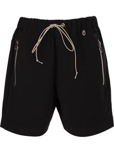 zipped pocket shorts Mr. Completely