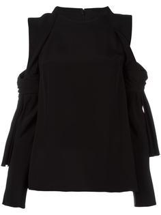 блузка с открытыми плечами 3.1 Phillip Lim