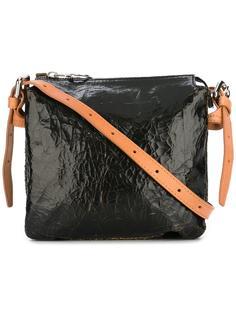 сумка через плечо с декоративными трещинами Mm6 Maison Margiela