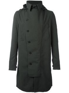 двубортное пальто Norwegian Rain