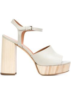 plaform sandals  Derek Lam