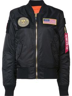 куртка-бомбер 'MA-1 Flex' Alpha Industries