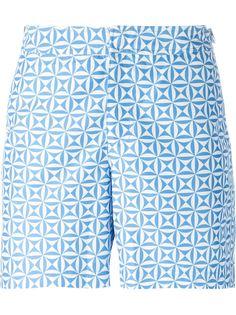 шорты для плавания с принтом Orlebar Brown