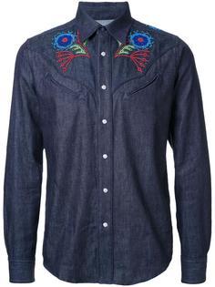 рубашка с вышивкой Taakk
