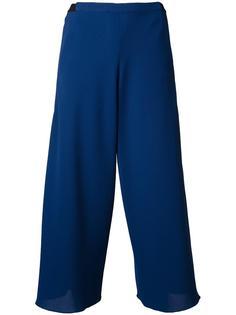 укороченные брюки Christopher Esber