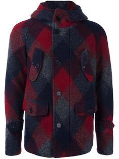 пальто в клетку Equipe '70
