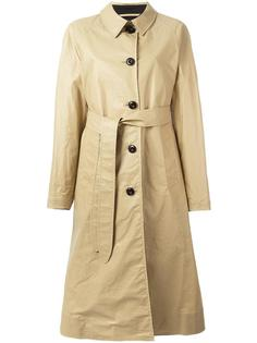 пальто с поясом Lemaire