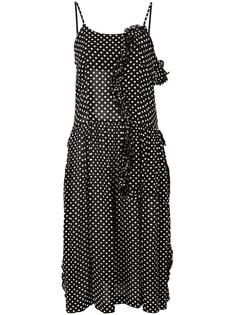 платье с узором в горох Comme Des Garçons Vintage