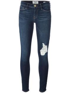 узкие джинсы Frame Denim