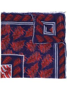 'Fern Bandana' scarf Yigal Azrouel