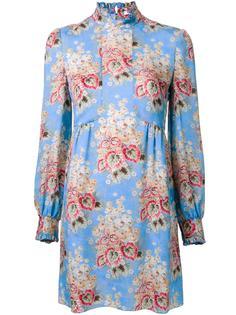 платье с цветочным рисунком Vilshenko