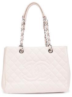 стеганая сумка-шоппер Chanel Vintage