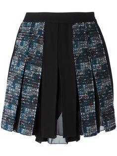 мини-юбка в складку Diane Von Furstenberg