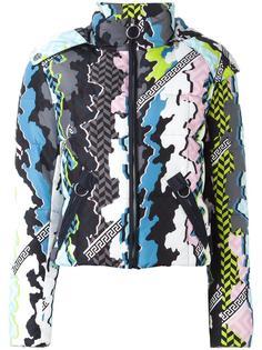 куртка-пуховик 'Jagged Baroque'  Versace