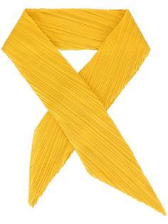 плиссирвоанный шарф Pleats Please By Issey Miyake